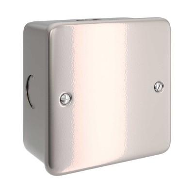 Caja de conexiones metálica con cinco salidas para Creative-Tube