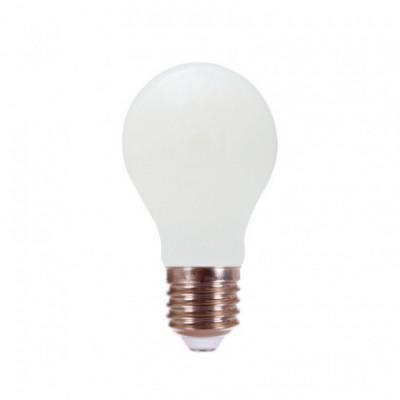 LED Drop Milky A70 15W E27 2700K bulb