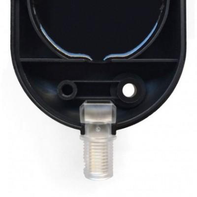 Threaded connection element for EIVA lamp holder