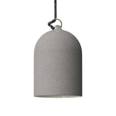 Campana Mini, pantalla XS de cerámica para suspensión - Fabricado en Italia