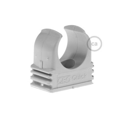 Abrazadera de plástico para Creative-Tube, diámetro 20 mm