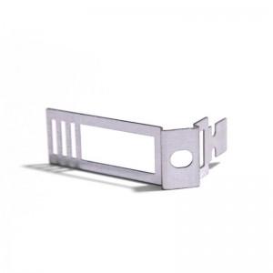Clip abrazadera de manguera de metal zincado para Creative-Tube